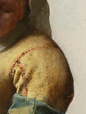 Understanding The Milkmaid By Johannes Vermeer