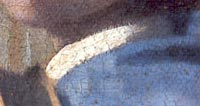 Girl with a Pearl Earring (detail), Johannes Vermeer