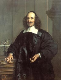 Portrait of Joan Blaeu, J. van Rossum