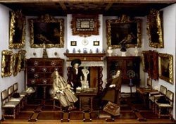 17th-century Dutch doll house