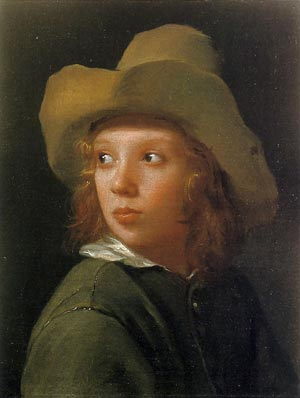 Boy with a Hat, Michael Sweerts