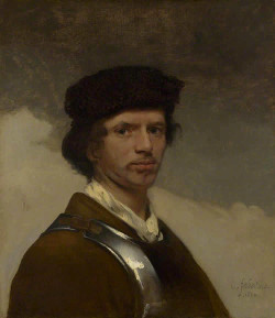 Self Portrait, Carl Fabritius