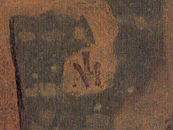 Signature of Johannes Vermeer's Girl with a Red Hat