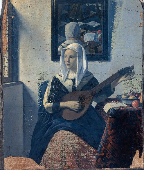 erroneously attributed vermeer u0026 39 s and fakes