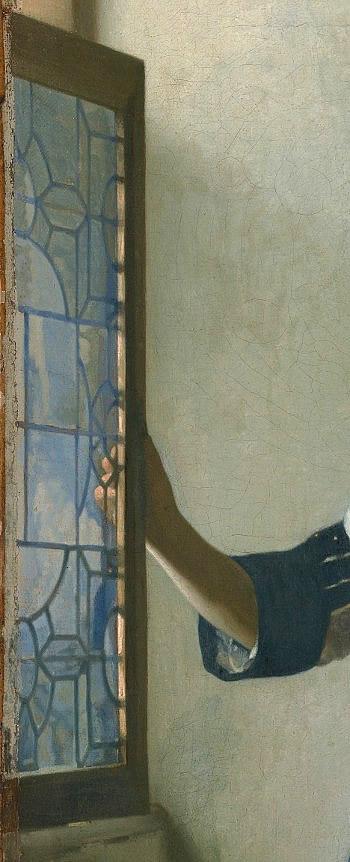 Details Of Vermeer S Painting Technique