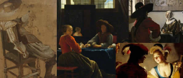 Vermeer-related Artworks'