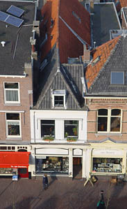 Voldersgracht 25, Delft (The Flying Fox)