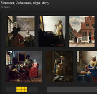 New hi-res images of 8 Vermeer's paintings