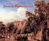 Exhibition of a Dutch landscape painter exhibition catalogue