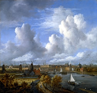 PRIDE OF PLACE: DUTCH CITYSCAPES OF THE GOLDEN AGE