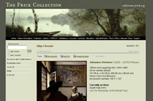 Firck Collection home page