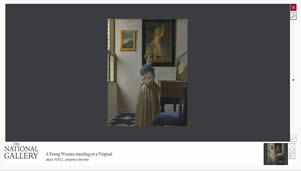 National Gallery website