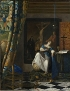 Allegory of Faith, Johannes Vermeer