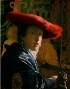 Girl with a Red Hat, Johannes Vermeer