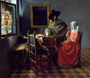 Vermeer's Painting in the Context of the Dutch Golden Age of