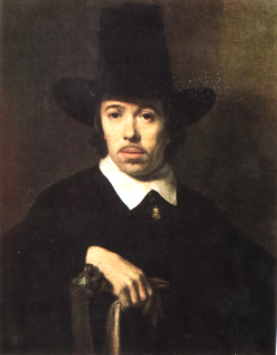 Portrait of a Man erroneously attributed to Johannes Vermeer