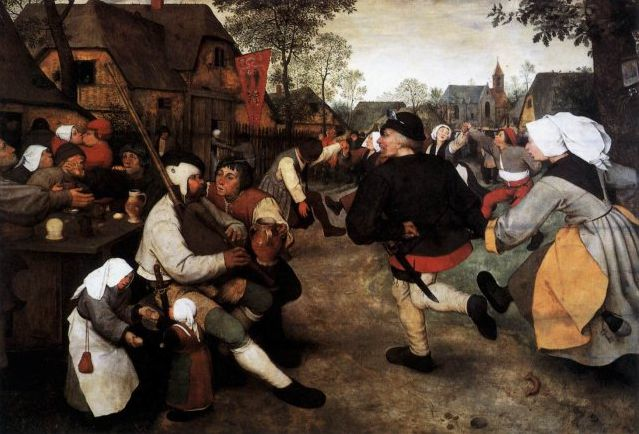 Traditional Music in the Time of Vermeer: The Bagpipes