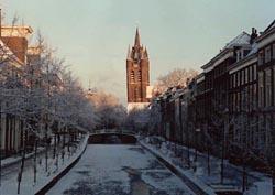 Delft in Johannes Vermeers Time