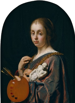 Pictura Frans Van Mieris
