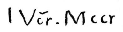 facsimile of the signature of Johannes Vermmer's The Art of Painting ( by Thore)