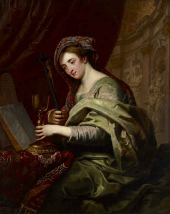A comparison of paintings by jan vermeer and artemisia gentileschi