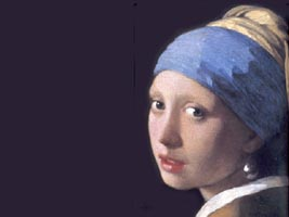 Girl with a Pearl Earring wallpaper