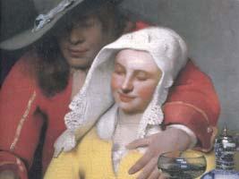 The Procuress, Johannes Vermeer